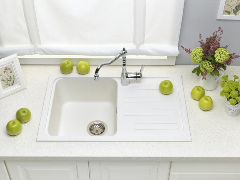 What Type Of Caulk Should I Use For The Kitchen Sink