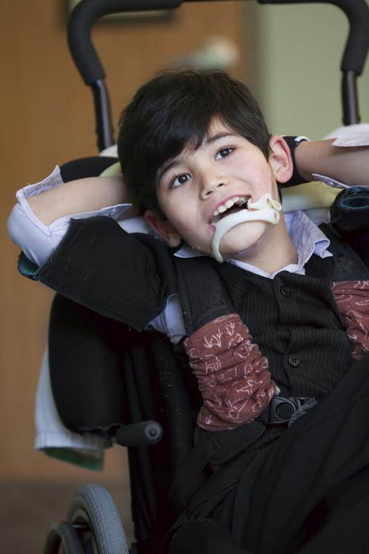 sensory activities for cerebral palsy