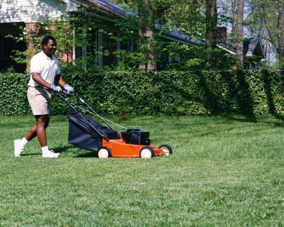 How to Straighten a Bent Lawn Mower Shaft   It Still Works