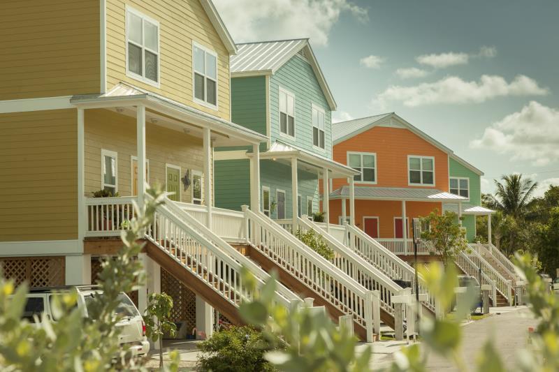 Exterior Paint Color Ideas For Florida Homesteady
