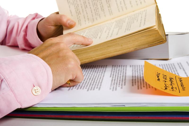 how to write an article analysis synonym