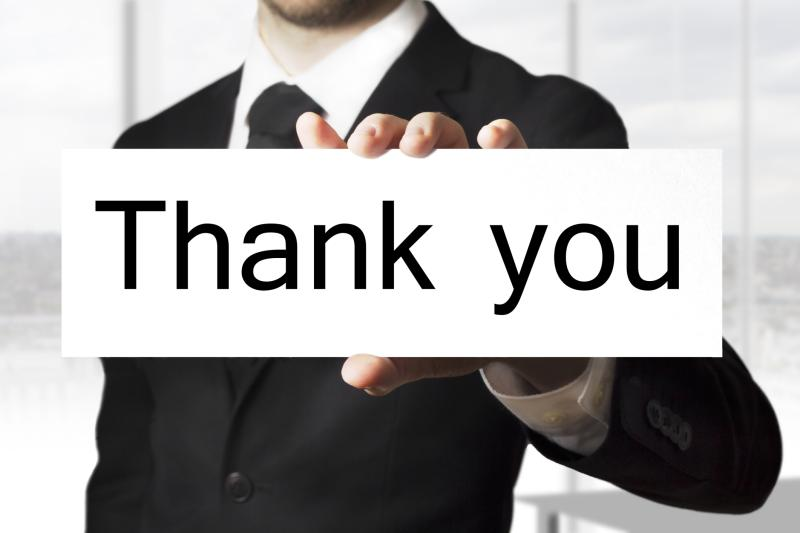 How To Write Thank You Business Letters