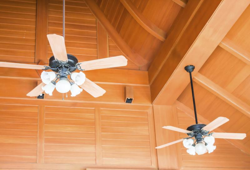 Difference Between Indoor Amp Outdoor Ceiling Fans Homesteady
