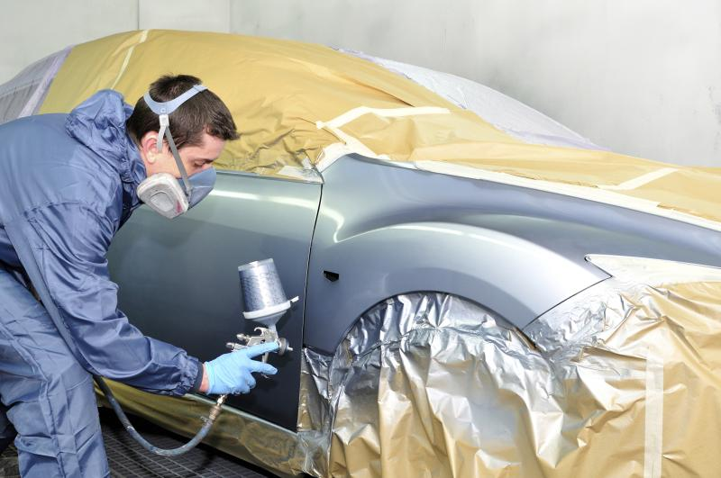 How To Remove Overspray From A Car It Still Runs