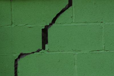 Block basement wall repair photos wall and door tinfishclematis bowed bat wall repair best 2018 solutioingenieria Image collections