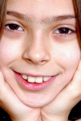 Spider Veins on the Face in Children